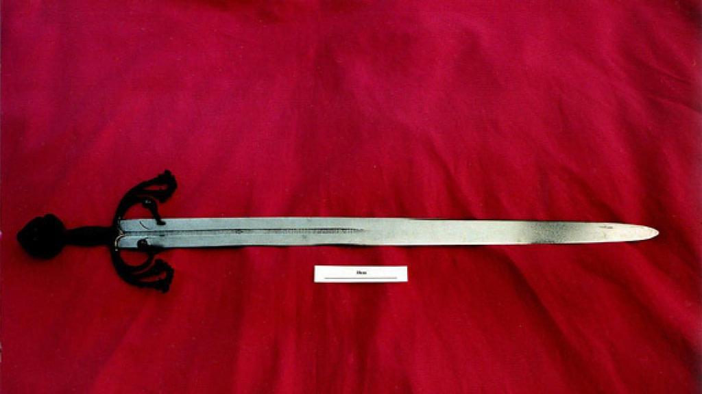 La espada del cid, espadasymas.com