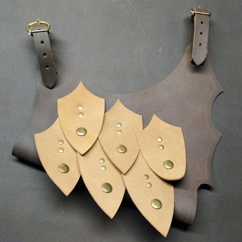 tahali de piel para cinturon 8053