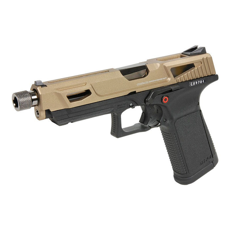 gg pistola a gas gtp9 metal slide desert gg gtp9msdst 3