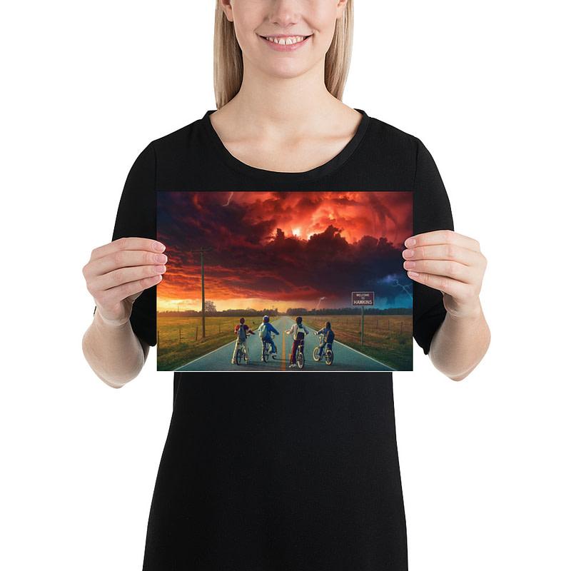 enhanced matte paper poster cm 21x30 cm person 61071c941da01
