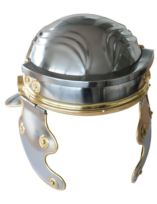 Imperial Roman Helmet. Windlass. Casco Legionario Romano. Marto