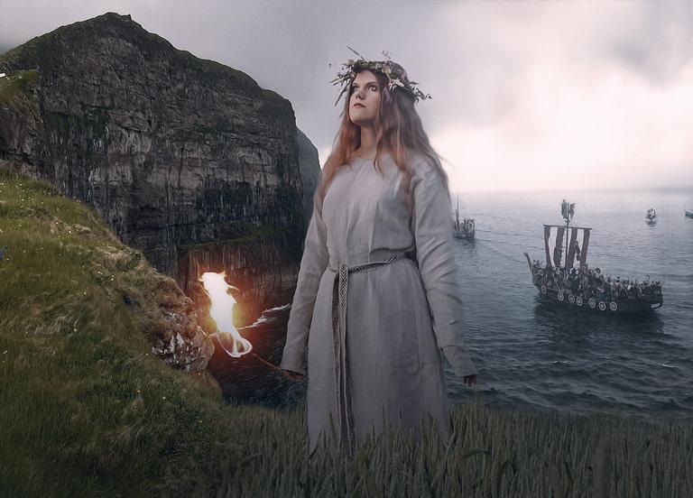 Minecraft 2021 y el resurgimiento del efdaliano, el lenguaje de los vikingos