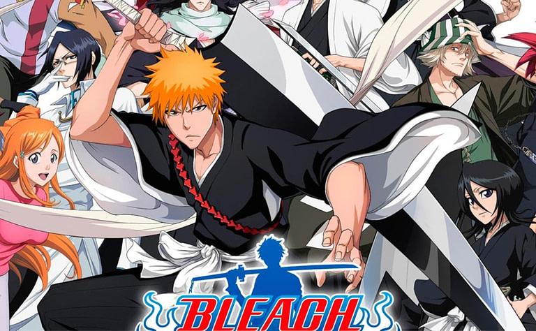 """¿Qué es """"Bleach?"""" Todo lo que necesitas saber sobre el anime."""