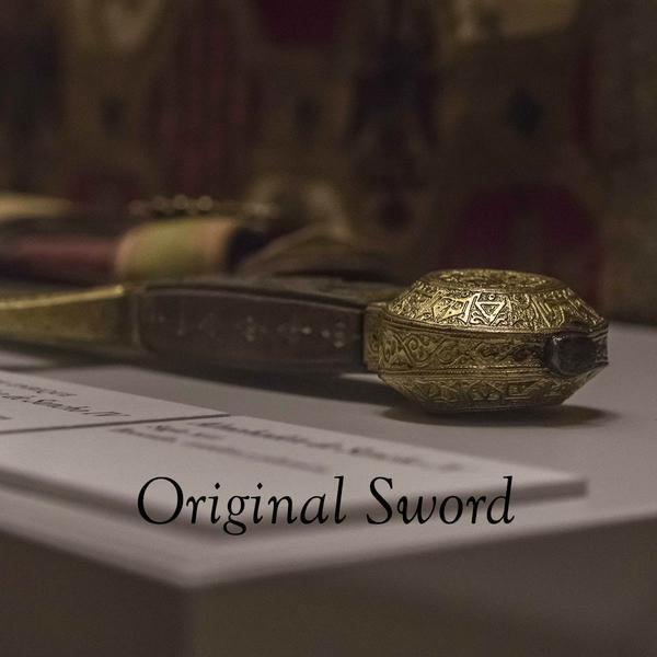 Sword of King Sancho IV. Windlass Steelcrafts. Espada Rey Sancho IV.Marto . Espada Original