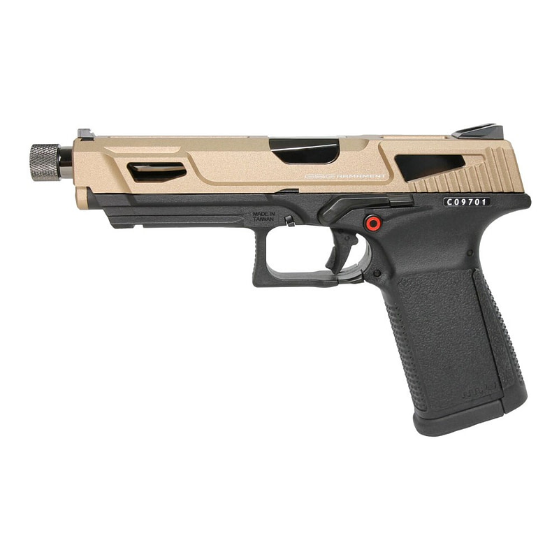 gg pistola a gas gtp9 metal slide desert gg gtp9msdst