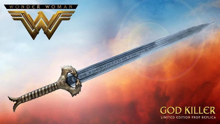Wonder Woman: 15 armas y 7 superpoderes
