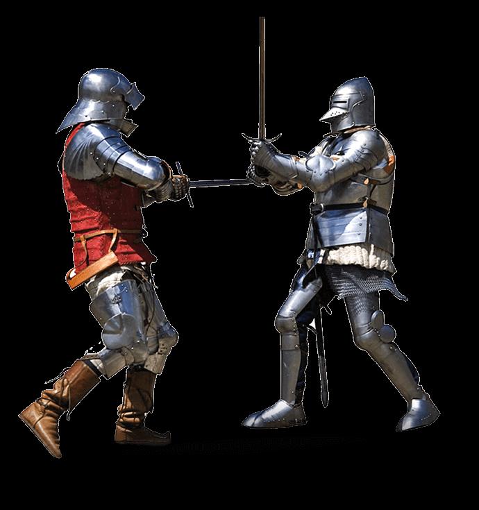 Armaduras funcionales de combate