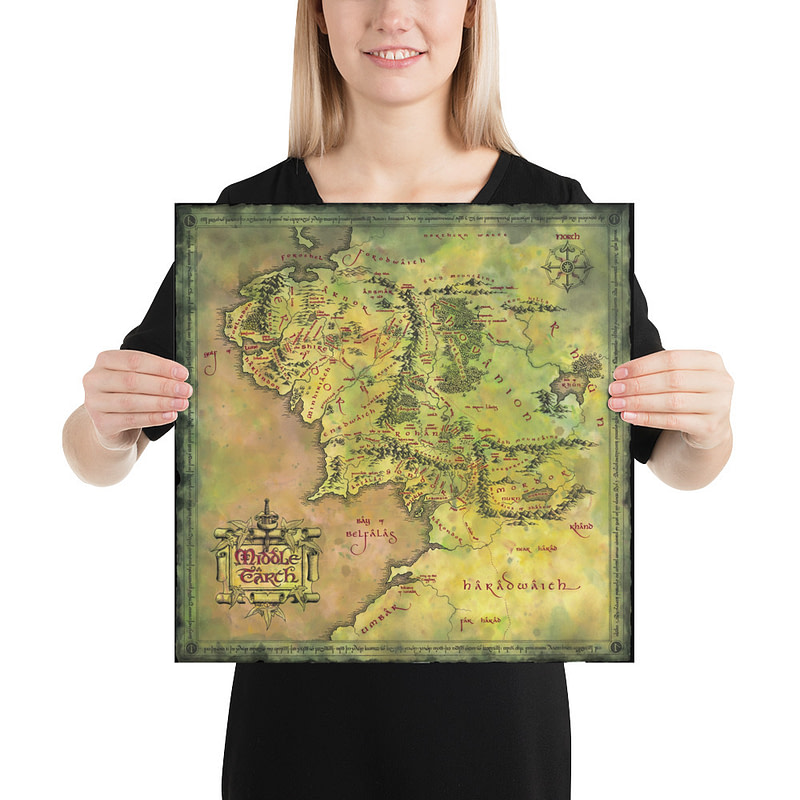 enhanced matte paper poster in 16x16 person 6106056744102