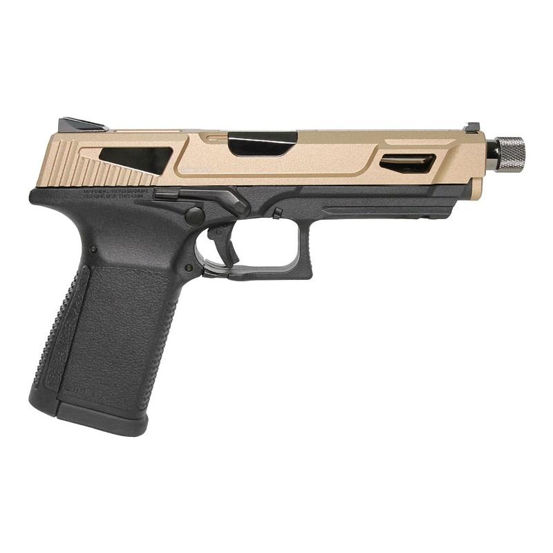 gg pistola a gas gtp9 metal slide desert gg gtp9msdst 1