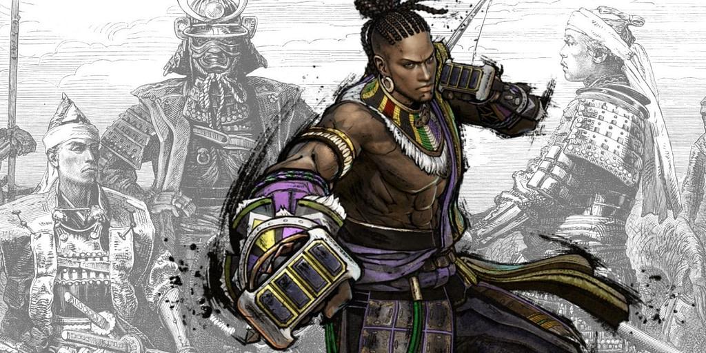 Yasuke, serie anime sobre el samurái negro