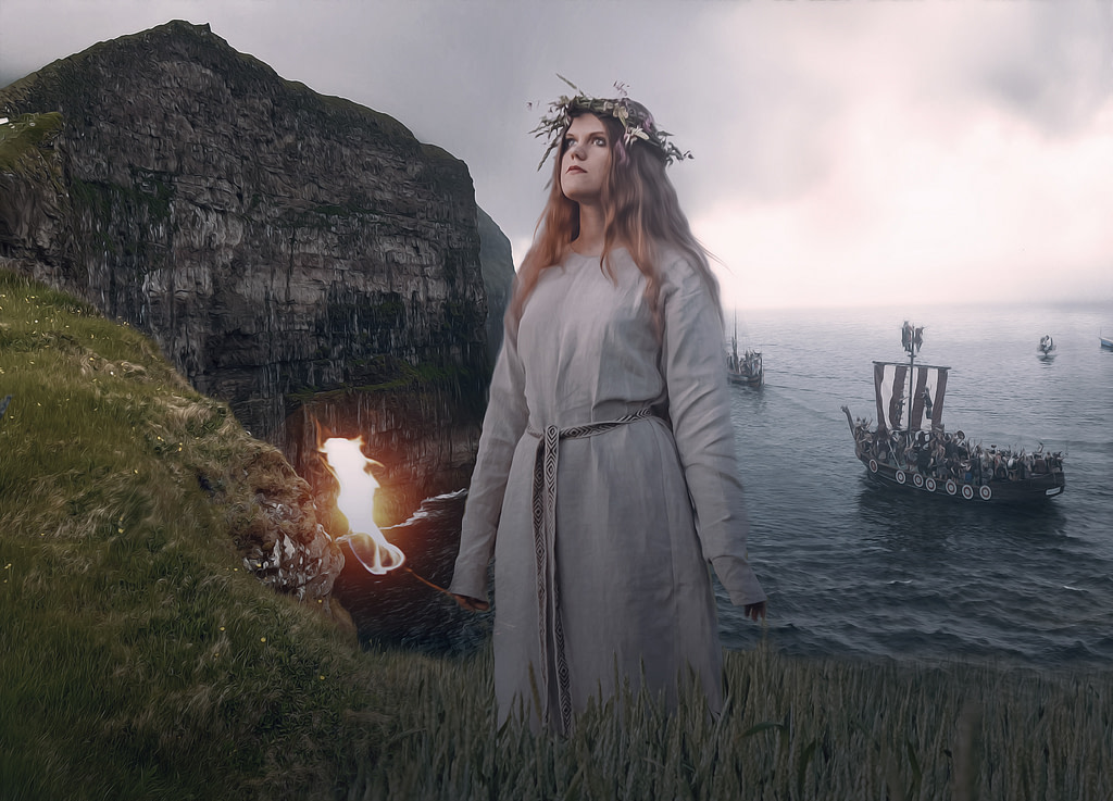 MInecraft idioma vikingo