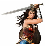 Tienda de merchandising de Wonder Woman 2019