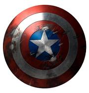Escudos de series y películas a la venta - escudo de capitán américa