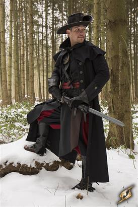 Abrigo Hellsing: una fantasía oscura de vampiros
