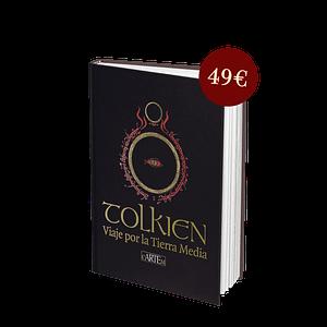 Libro de Tolkien - Enciclopedia coleccionista inedita