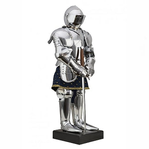 Figuras de armaduras
