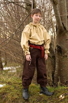ropa medieval para niño y niña 2020