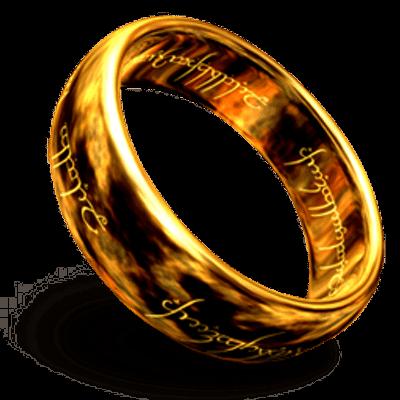 Tienda de merchandising de El Señor de los Anillos con espadas y ropa a la venta 2019