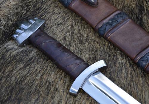 0116696318 Espada funcional Vikinga