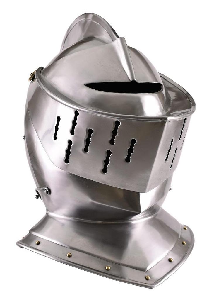 casco medieval funcional 2021