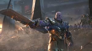 De que material esta fabricada la espada de Thanos