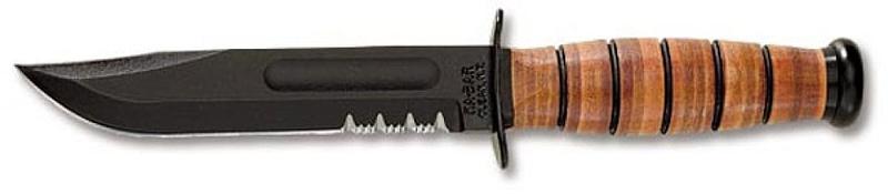 Cuchillo Ka Bar USMC del ejército de EEUU 18295