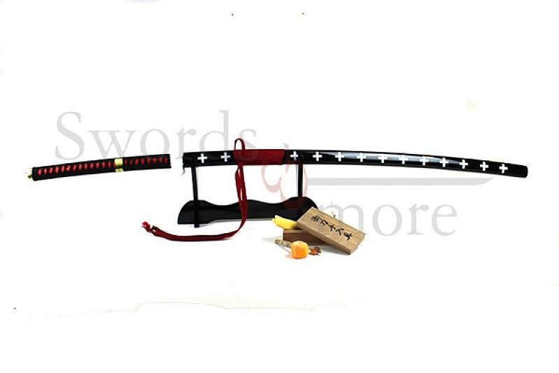 40582 Espada Katana Trafalgar One Piece calida supierior