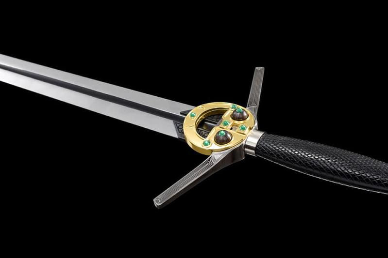 Espada de Geralt de Rivia en The Witcher Netflix