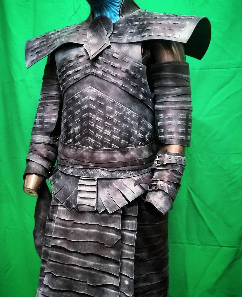 Disfraz de Rey de la Noche de Juego de Tronos