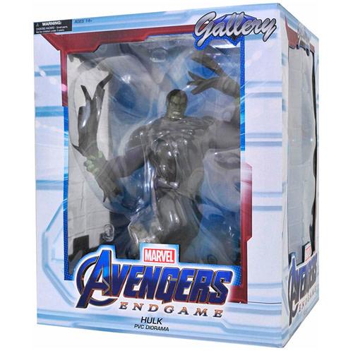 Estatua Chándal Hulk Diorama 23cm 30663192369