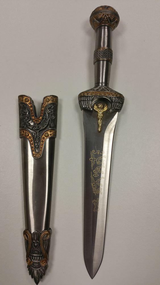 Dagas: todo sobre esta arma medieval