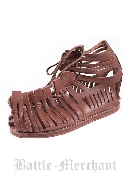 Como era el calzado romano – Botas, zapatos y Sandalias