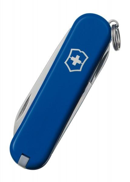 Navaja Multiusos Herramienta de bolsillo pequeña Classic SD, Diferentes colores, Victorinox VI-0.6223