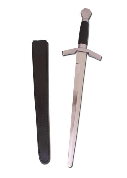0201017412 Daga medieval de combate