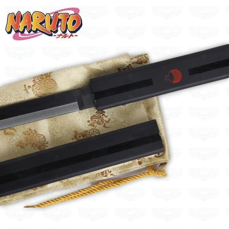 Katana Sasuke negra Naruto zs9442b