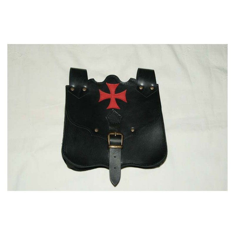 Bolsa cruz Templarios 4156