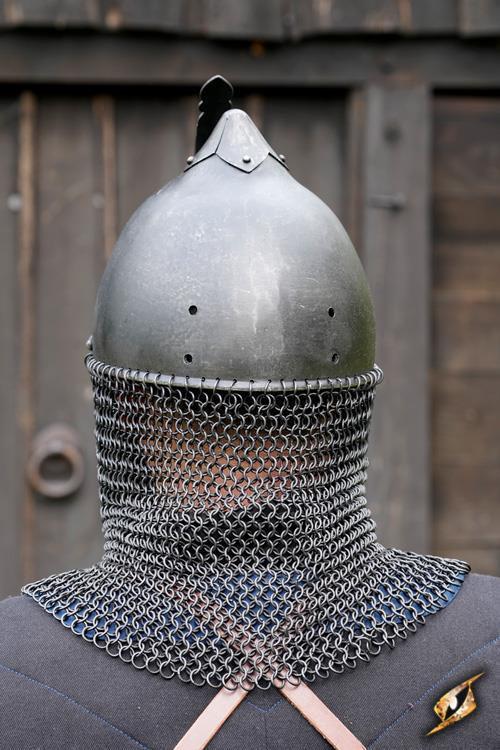 20010246 Casco persa, casco árabe, casco moros y cristianos, casco moro