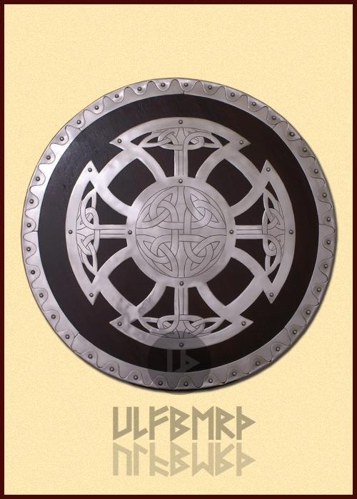 El escudo vikingo en combate