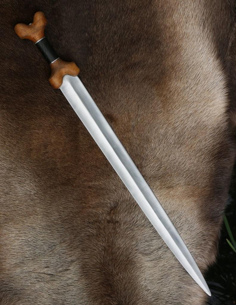 Espada Ruarc celta de la época La Tené ASW71