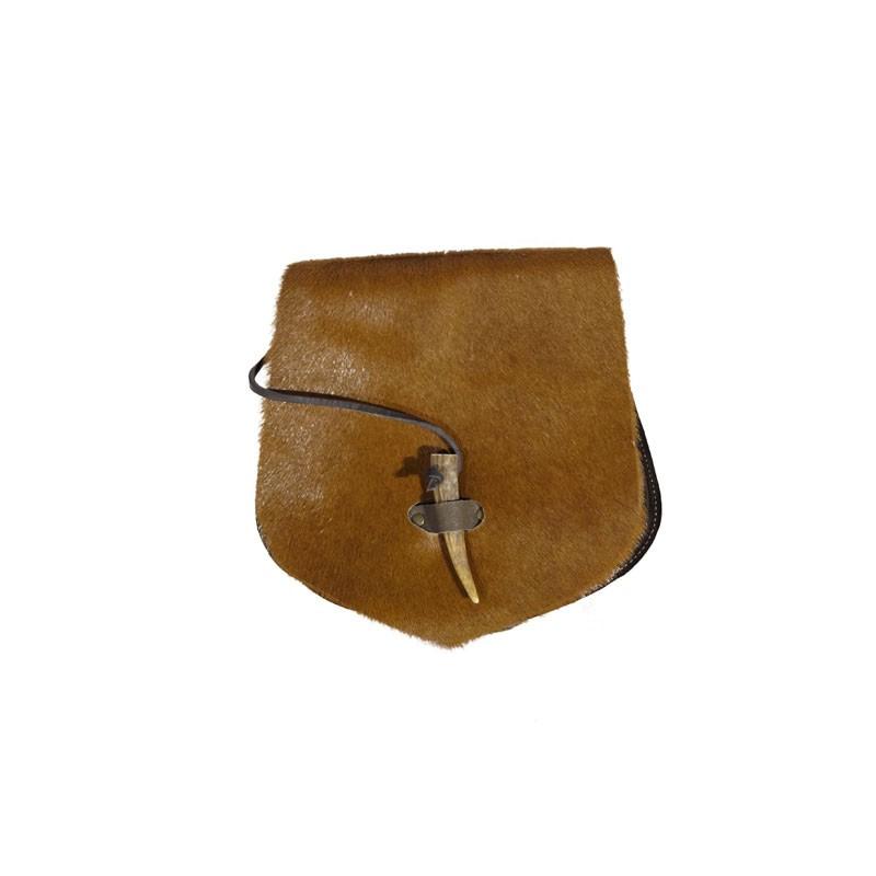 Bolso medieval para cinturón 4284