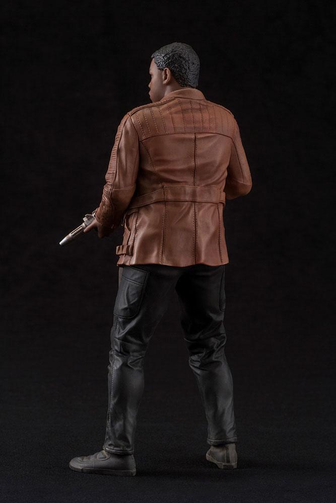 KTOSW121 Pack de 2 Estatuas ARTFX+ Rey & Finn 15 - 18 cm Star Wars