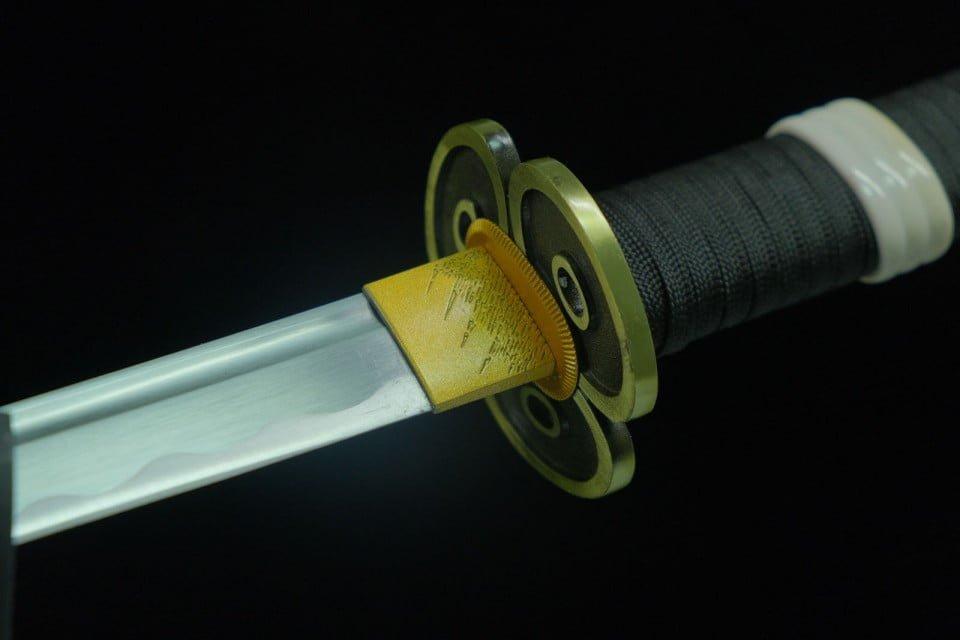 Las tres espadas de Zoro