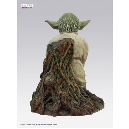 Estatua Yoda 53cm Resin Statue From Ellite Colletion 30605035