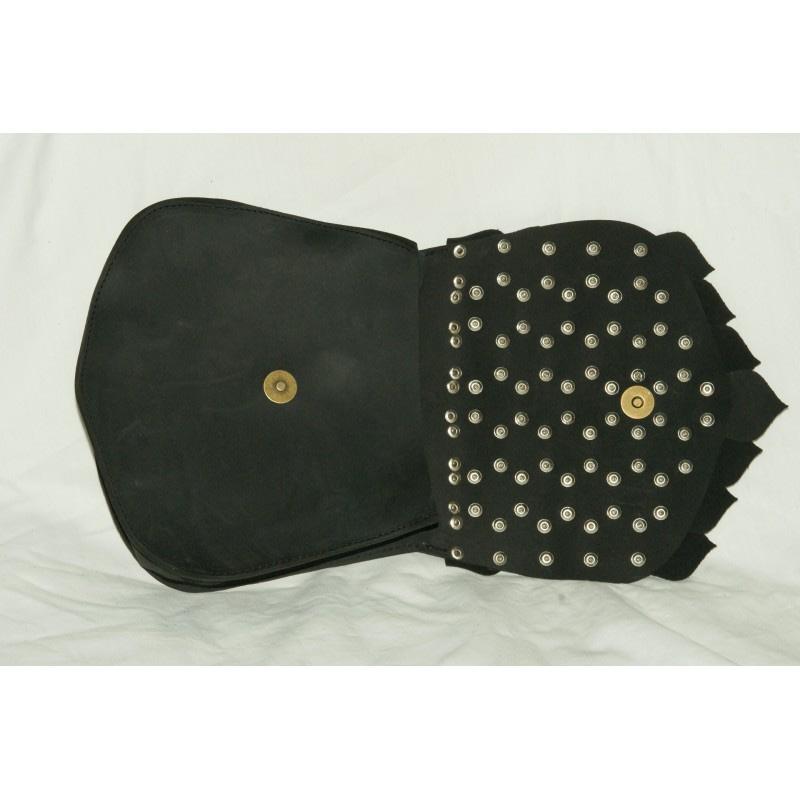 Bolso para cinturón escamas 4243