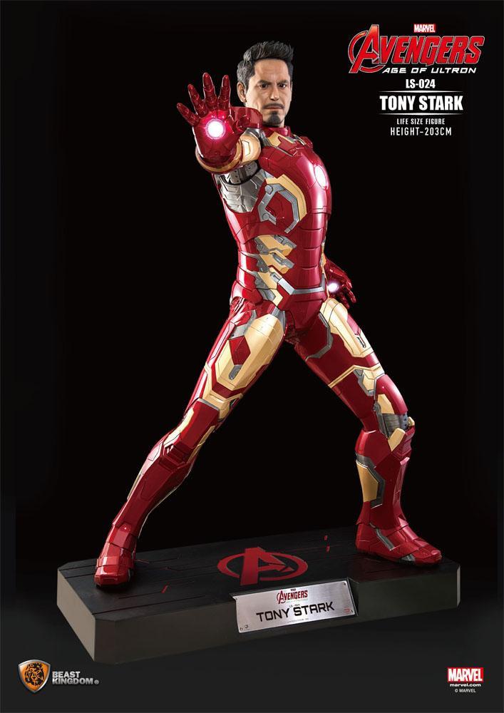 Las Armaduras y el corazón de Iron Man 2020