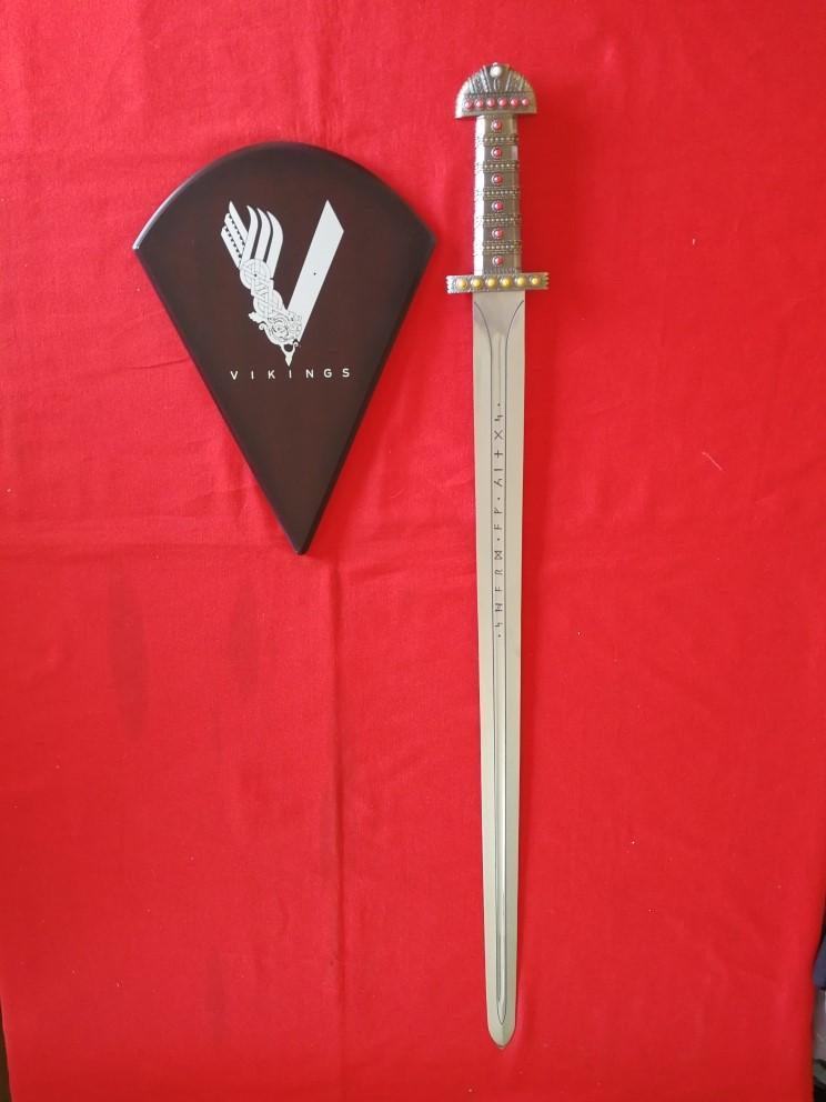10618 Espada del Rey de Ragnar Lothbrok Vikingos