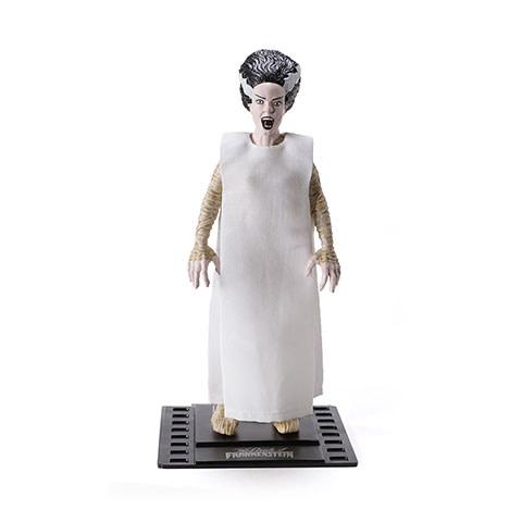 La novia de Frankenstein - figura Toyllectible Bendyfigs - Universal NN1163