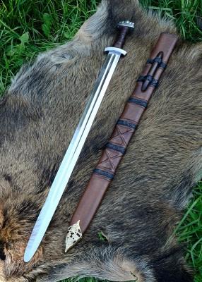 0116696306 Espada Vikinga funcional de prácticas