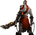 Tienda de coleccionables, espadas, hacha de kratos de God of War