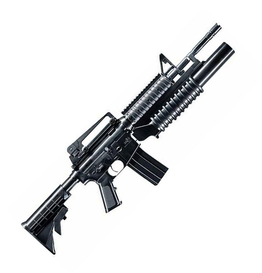 Tienda armas de muelle 4,5mm 6mm